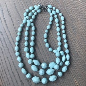Chunky chic necklace